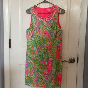 Lilly Pulitzer shift dress 10